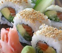 sushi catering for weddings